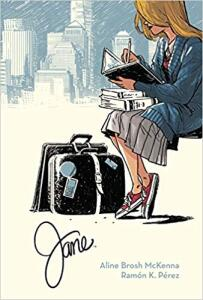 Jane - Volume Único Exclusivo Amazon   R$35