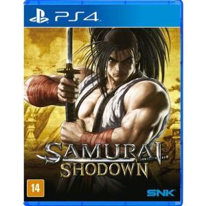 Samurai Shodown - PS4 / Xbox One