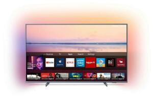 "[R$2.024 AME] Smart TV LED 55"" Philips 55PUG6794 Ambilight 4K UHD   R$2.250"