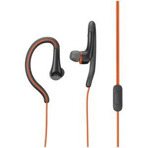 [FRETE PRIME] Fone de Ouvido Earbuds Sport, Intra-Auricular com Microfone, Motorola, SH008, Laranja, Único