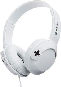 Fone de Ouvido Supra Auricular, Philips, SHL3075, Branco - R$60