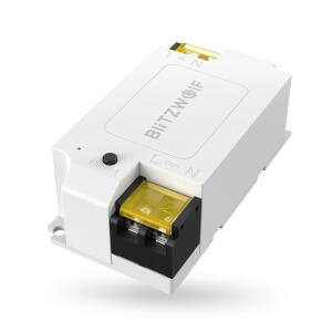Switch Wireless BlitzWolf BW-SS1 3300W - para uma casa inteligente | R$ 35