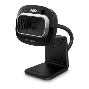 Webcam Microsoft LifeCam HD-3000 (T3H-00011)   R$ 71