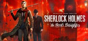 Sherlock Holmes: The Devil's Daughter (90% OFF)   (Steam)