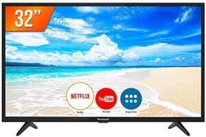 "Smart TV LED HD 32"" Panasonic Media Player 2 HDMI 2 USB"