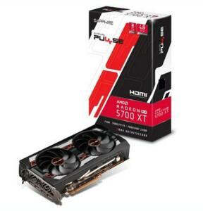 Placa de Vídeo Sapphire AMD Radeon RX 5700 XT 8GB, GDDR6 - 11293-01-20G