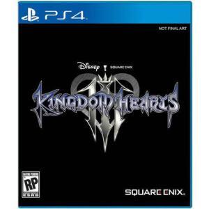 Game Kingdom Hearts 3 - Playstation 4 - R$79