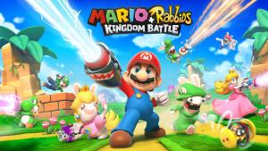 Nintendo Switch - Mario + Rabbids® Kingdom Battle - R$73