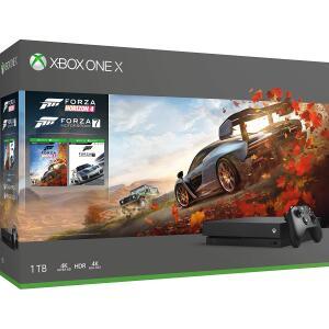 Console Xbox One X 1TB - Forza Horizon 4