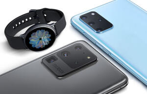 Pré-venda Galaxy S20: Compre um Galaxy S20, S20+ ou S20 Ultra e ganhe Galaxy Watch Active 2