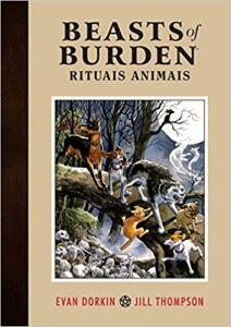 [Prime] HQ | Beasts of Burden. Rituais Animais - Vol. 1 Exclusivo Amazon - R$49
