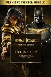 Mortal Kombat 11 EP + Injustice 2 EL | R$125