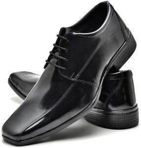 [Frete prime]Sapato social Zaru Classic