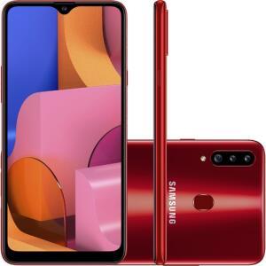 [Ame R$810] Smartphone Samsung Galaxy A20s | R$ 854