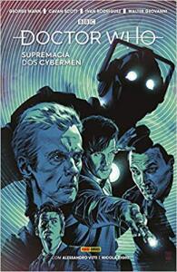 Doctor Who: Supremacia Dos Cybermen | R$31