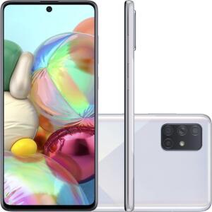 Smartphone Samsung Galaxy A71 128GB | R$1.999
