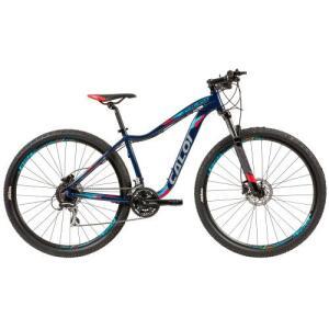 Mountain Bike Caloi Atacama - Aro 29 - Freio Hidráulico - Câmbio Shimano - 24 Marchas