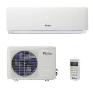 Ar Condicionado Split Inverter 9000 BTUs Philco Quente e Frio 220V - R$1.329