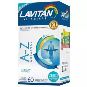 Lavitan A-Z Original c/ 60 Comprimidos