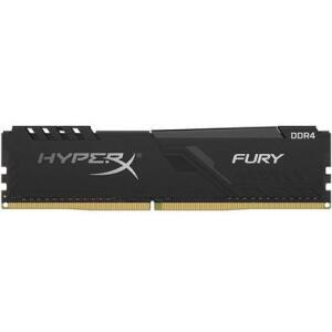 Memória HyperX Fury, 8GB, 2400MHz, DDR4, CL15, Preto - HX424C15FB3/8 | R$180