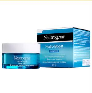 [2 por R$ 39 cada] Hidratante Facial Neutrogena Hydro Boost Water Gel 50g