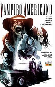 HQ Vampiro Americano - Volume 6