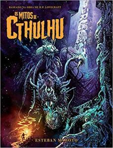[Prime] Os Mitos de Cthulhu - Volume Único (Exclusivo Amazon) | R$25
