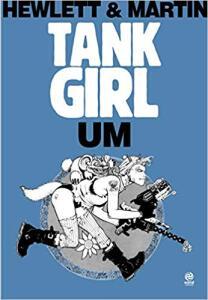 HQ | Tank Girl: Um - R$29