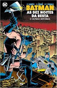 Batman. As Dez Noites Da Besta | R$51