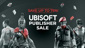 [Steam] Ubisoft - Promoção da Distribuidora (Até 75% OFF)