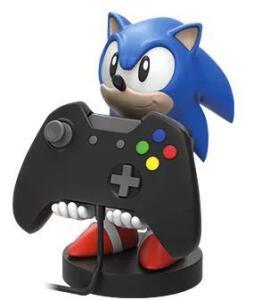 Suporte Para Celular e Controle de Vídeo Game: Sonic (The Hedgehog) | R$151