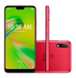Smartphone Asus Zenfone Max Plus M2 32GB Vermelho