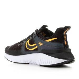 Tênis Nike Legend React 2 Masculino - Preto e Amarelo