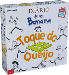 Diário de Um Banana Toque de Queijo - Devir | R$74