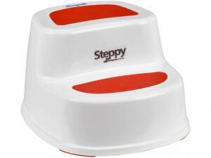 Degrau Infantil Antiderrapante Burigotto - Steppy R$ 49