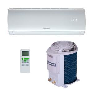 [R$971 AME] Ar Condicionado Split Hw Agratto Eco Top 12.000 Btus Frio 220v | R$1079