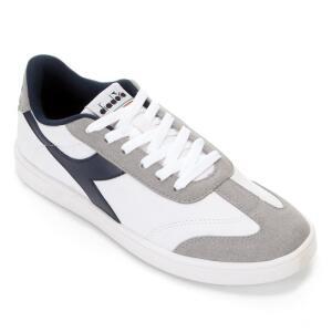 Tênis Diadora Step Masculino - Branco e Azul