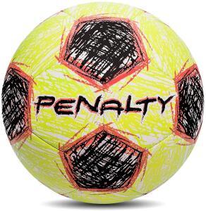 [Prime] Bola Futebol de Campo Giz IX, 70cm, Penalty, Amarelo R$ 39