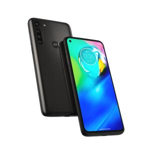 "Smartphone Motorola Moto G8 Power 64GB, Tela 6.4"" FHD+, Câm. Quádrupla 16MP + Selfie, Android 10, Qualcomm Octa-Core"
