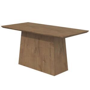 Mesa de Jantar Retangular Nevada Carvalho 180 cm