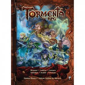 Tormenta RPG — Edição Guilda do Macaco e Playtest Tormenta20 Gratuitos