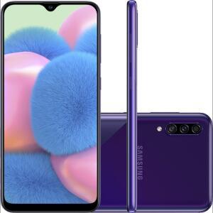 Smartphone Samsung Galaxy A30s 64GB | R$1.049