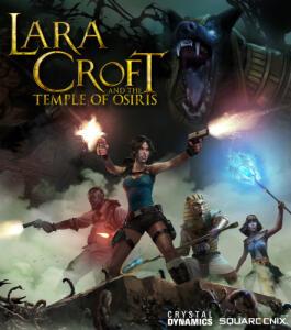 Jogo Lara Croft and the Temple of Osiris grátis