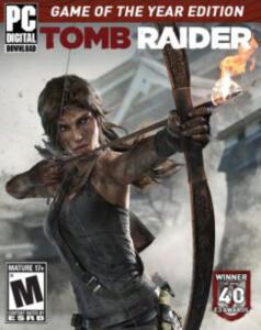 TOMB RAIDER: GOTY (2013) - Steam Key Grátis