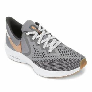 Tênis Nike Zoom Winflo 6 Masculino - Preto e Branco