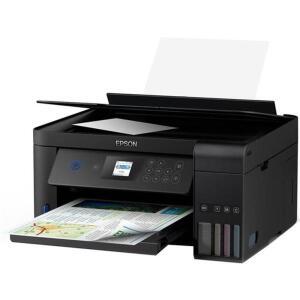 [Extra MKT] Impressora Multifuncional Epson Ecotank L4160