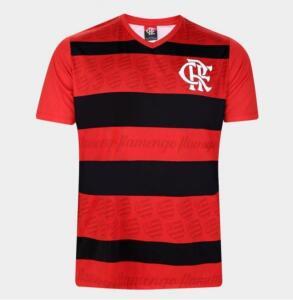 Camisa Flamengo 1995 n 10 - Edição Limitada Masculina-Braziline