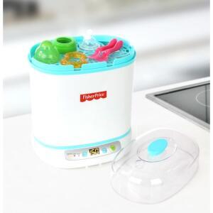 Esterilizador Digital De Mamadeiras E Acessórios 110V Multikids Baby - BB303 | R$120