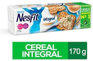 Biscoito Integral Nesfit 170g
