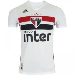 Camisa do São Paulo I 2019 adidas - Masculina R$150